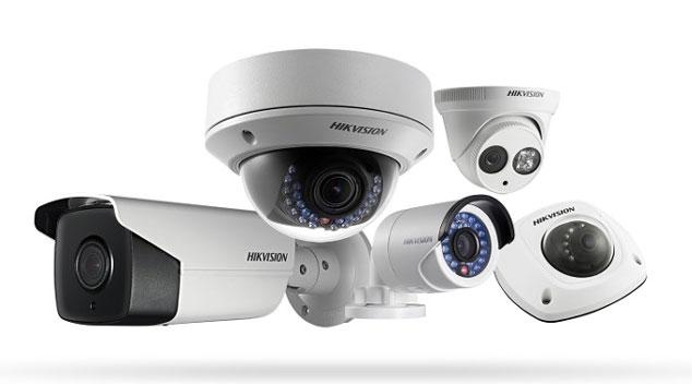 دوربین های مداربسته تحت شبکه