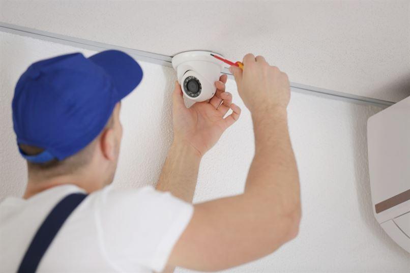 محل مناسب نصب دوربین مدار بسته در خانه و محل کار