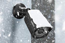 cctv in snow
