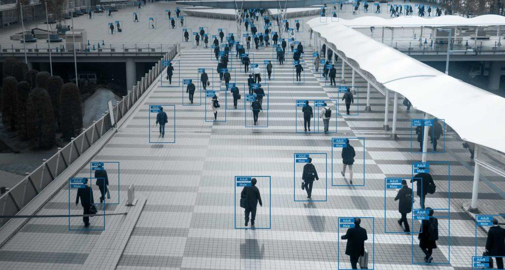 فناوری شمارش افراد در دوربین های مداربسته