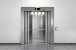 elevator cctv