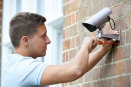 Necessary equipment for installing ip CCTV cameras