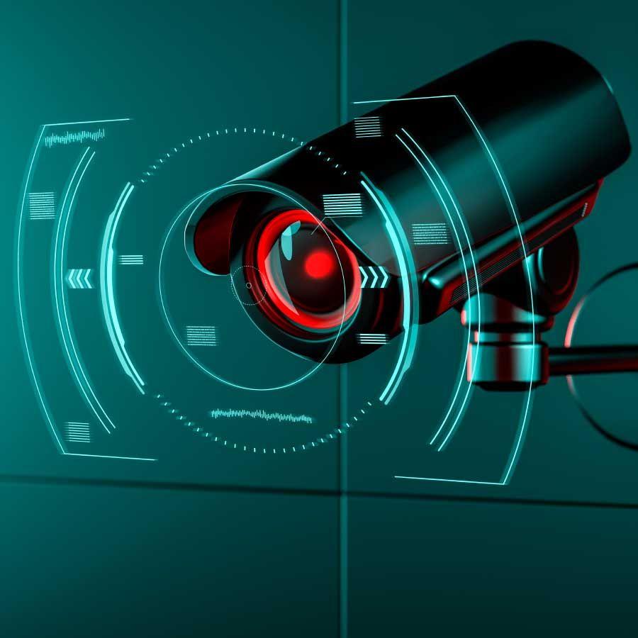 انتقال تصاویر دوربین مداربسته بدون اینترنت