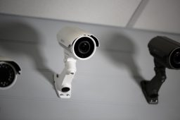 CCTV for warehouse