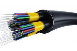 Application of fiber optics in CCTV