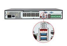 SATA port function in CCTV