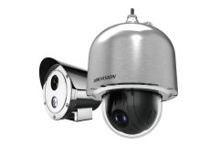 Explosion-proof CCTV